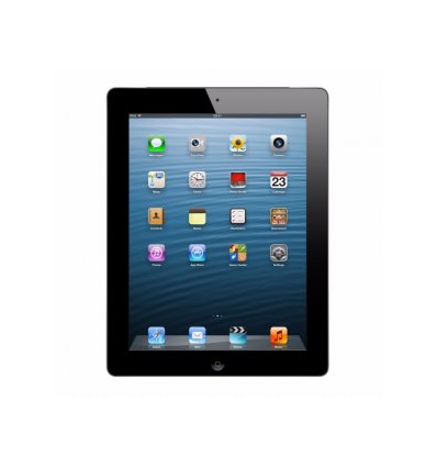 iPad 3/4 Touchscreen / Glasplaat / Digitizer zwart