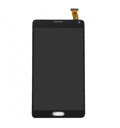 Samsung Galaxy Note 4 SM-N910F Display Assembly / LCD+Digitizer Zwart