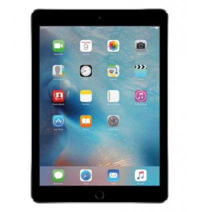 iPad 5 Touchscreen / Glasplaat / Digitizer (zwart)