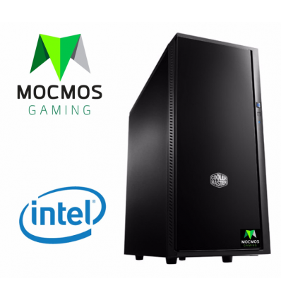 MOCMOS Intel Core, Windows 10, Gdata IS 2019, 2 jaar Carry-In garantie op de hardware