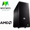 MOCMOS AMD Casual, Windows 10, Gdata IS 2019, 2 jaar Carry-In garantie op de hardware